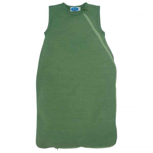 Reiff - Kid's Schlafsack Frottee ohne Arm - Kinderschlafsack Gr 50/56 Oliv 30170413
