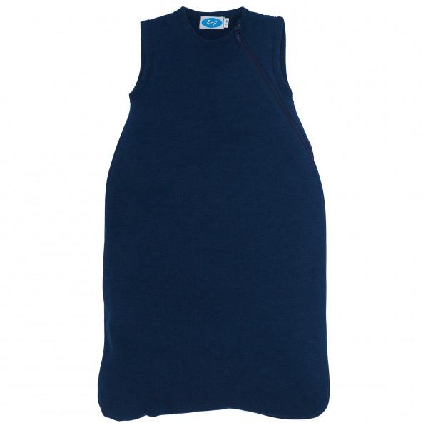 Reiff - Kid's Schlafsack Frottee ohne Arm - Kinderschlafsack Gr 74/80 Blau 3017042