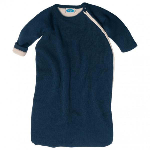 Reiff - Kid's Schlafsack mit Arm - Kinderschlafsack Gr 62/68 Blau 2008602