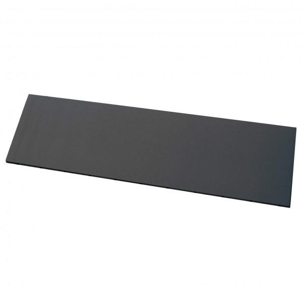Basic Nature - Isomatte Eco - Isomatte Gr 180 x 50 x 1 cm Schwarz 810450