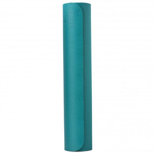 Prana - E.C.O. Yoga Mat - Yogamatte Gr 183 cm x 61 cm x 5 mm - Regular türkis U6ECOS110-RETE-O/S