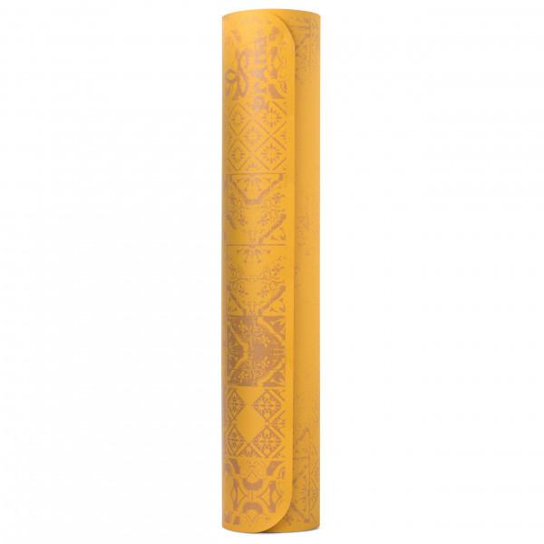 Prana - Henna E.C.O. Yoga Mat - Yogamatte Gr 183 cm x 61 cm x 5 mm - Regular orange/beige U6PECO113-CUR-O/S