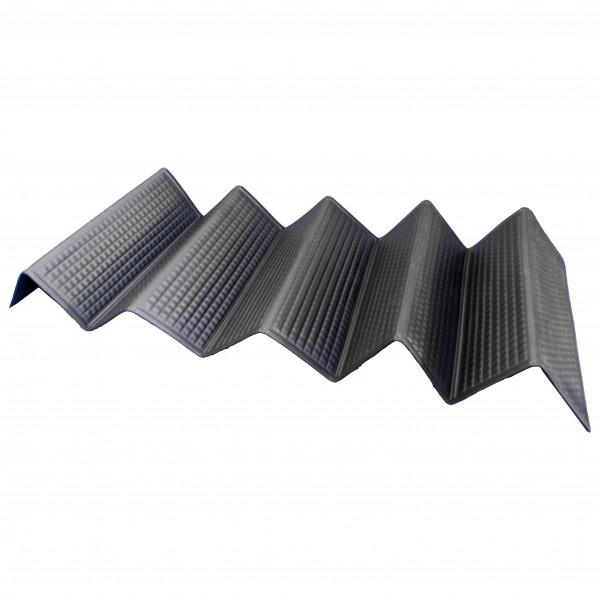 Basic Nature - Isomatte Lightweight - Isomatte Gr 185 x 55 x 1 cm Schwarz/Grau 810590