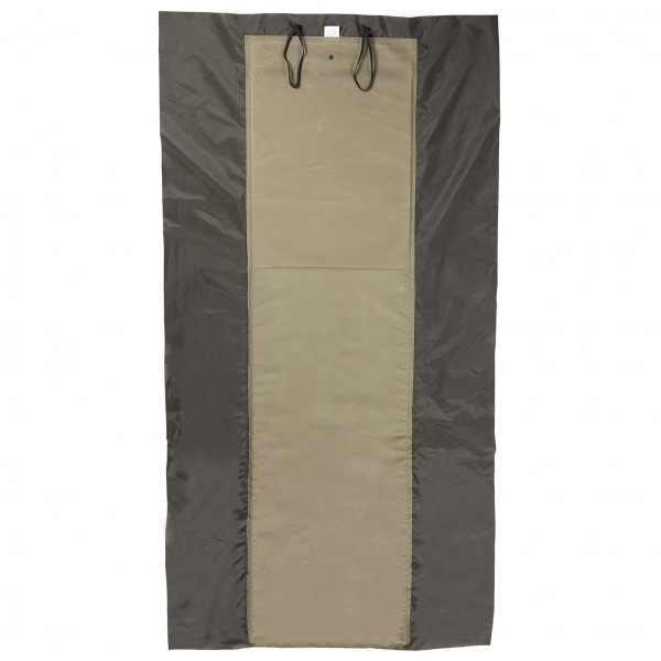 SAVOTTA - FDF Sleeping Pad - Isomatte Gr One Size Schwarz/Grau/Beige/Oliv 145030036
