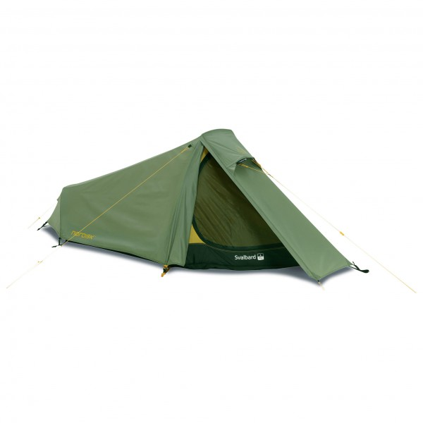 Nordisk - Svalbard 1 PU - 1-person tent olive/grey/green