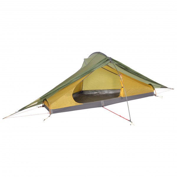 Exped - Vela I UL - 1-person tent grey/orange