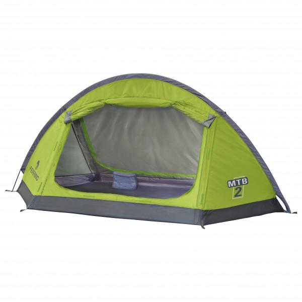 Ferrino - Tent MTB - 2-Personen Zelt grau/grün 99031EVV