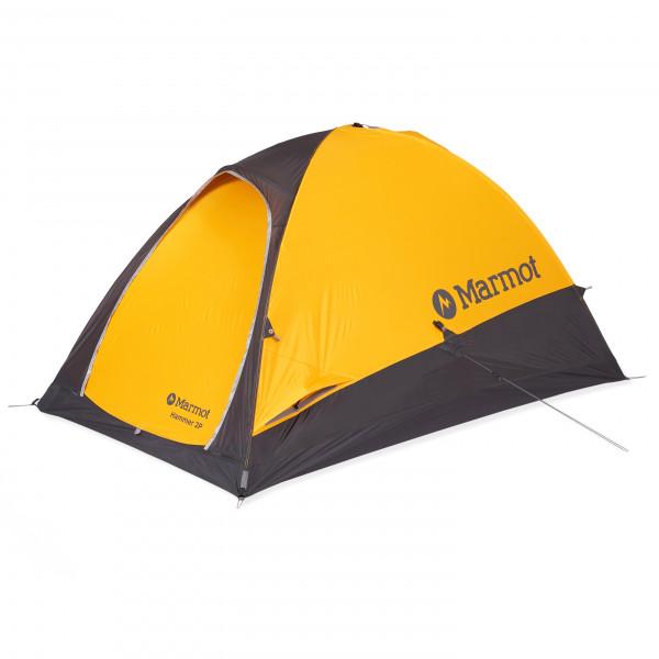 Marmot - Hammer 2P - 2-Personen Zelt Gr One Size orange/schwarz 37790