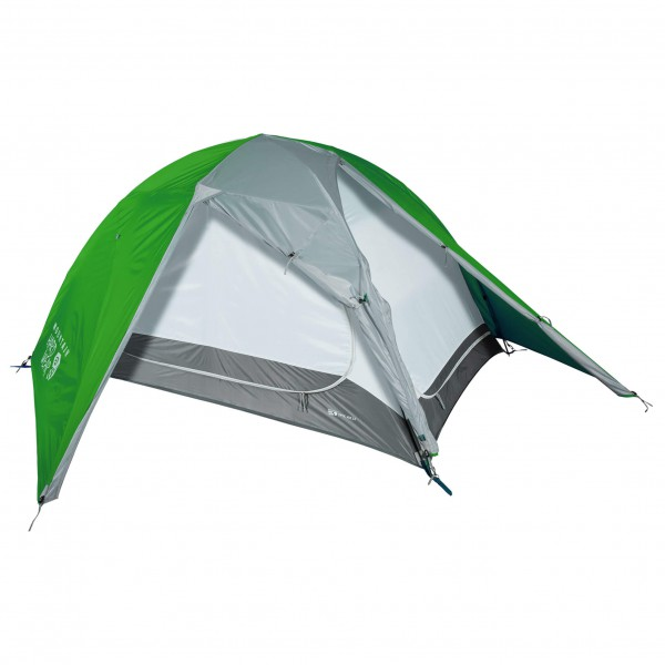 Mountain Hardwear - Optic VUE 3.5 Drei-Personen-Zelt grau/grün