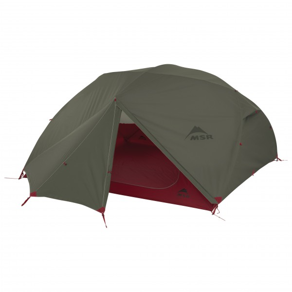 MSR - Elixir 4 Tent V2 - 4-Personen Zelt oliv 10333