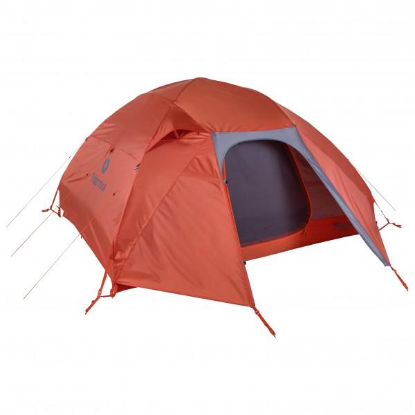 Marmot - Vapor 4P - 4-Personen Zelt beige/grau 900818