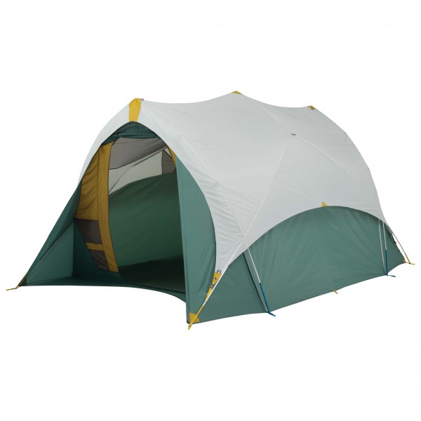 Therm-a-Rest - Tranquility 6 - Group tent grey/turquoise