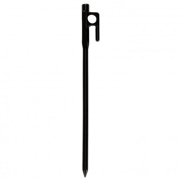 VAUDE Cast-Iron Pin 20 cm - Zelthering schwarz