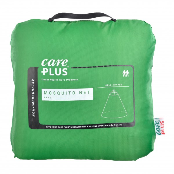 Care Plus - Mosquito Net Bell - Moskitonetz Gr 2 Persons weiß