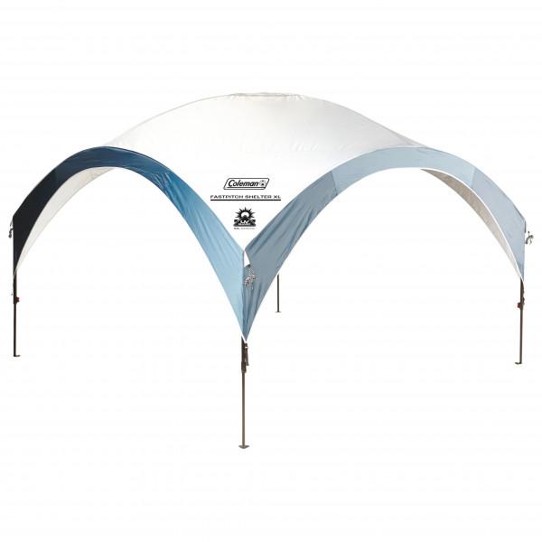 Coleman - Fast Pitch Shelter - Bus-Vorzelt Gr 4,50 x 4,50 m grau/weiß 169965