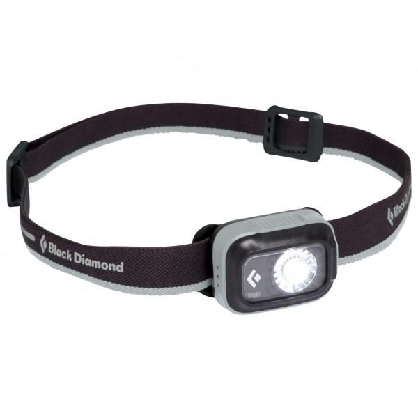 Black Diamond - Sprint 225 Headlamp - Head Torch Black/grey