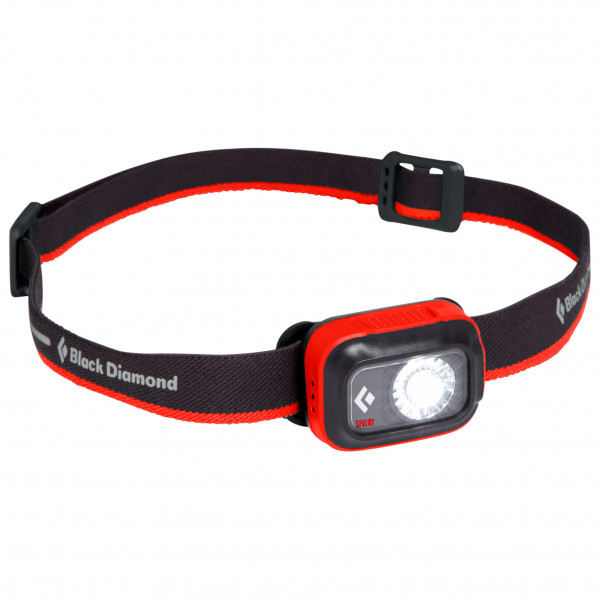 Black Diamond - Sprint 225 Headlamp - Head Torch Black/red