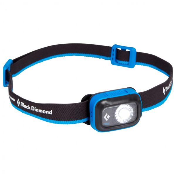 Black Diamond - Sprint 225 Headlamp - Head Torch Black/blue