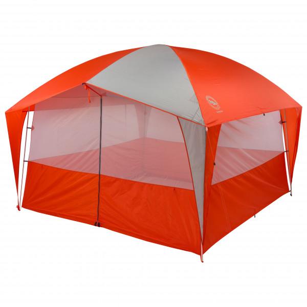 Big Agnes - Sugarloaf Camp - Bus-Vorzelt rot/grau TSLC20