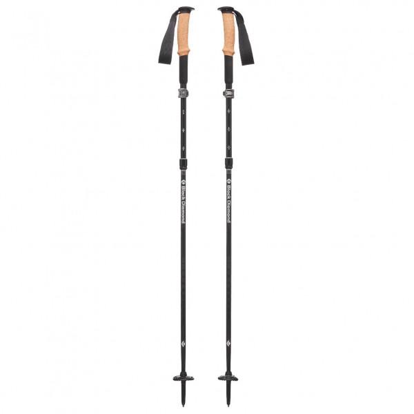 Black Diamond - Alpine Flz - Walking Poles Size 110 Cm  Carbon