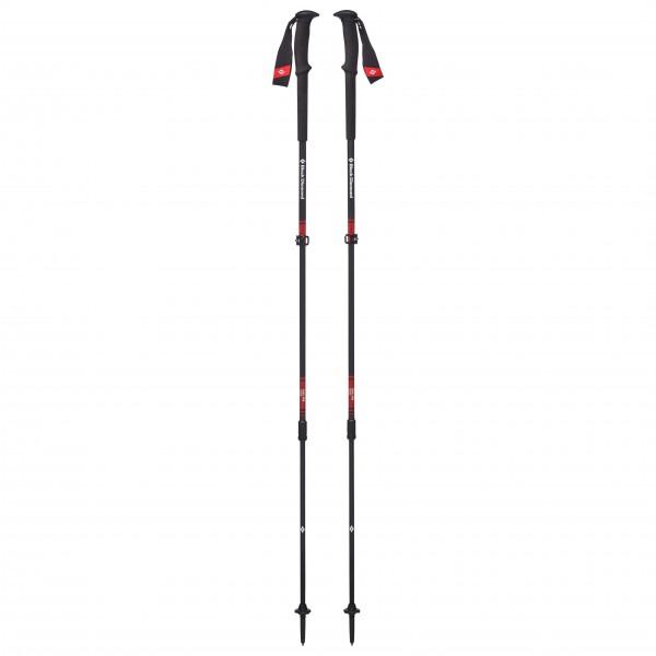 Black Diamond - Trail Pro Trek Poles - Walking Poles Red