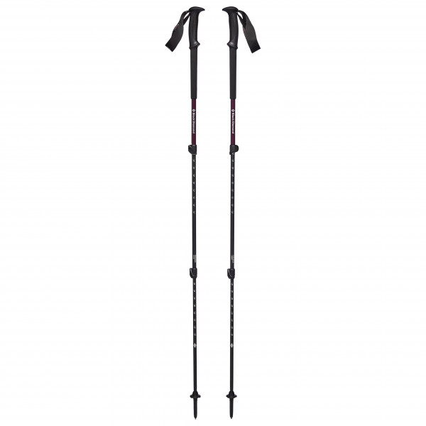 Black Diamond - Trail Back Trek Poles - Walking Poles Size One Size  Mulberry