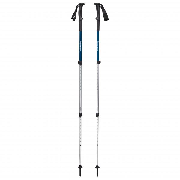 Black Diamond - Trail Sport 3 Trek Poles - Walking Poles Size One Size  Kingfisher