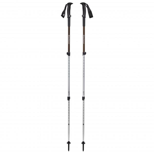 Black Diamond - Trail Sport 3 Trek Poles - Walking Poles Size One Size  Walnut