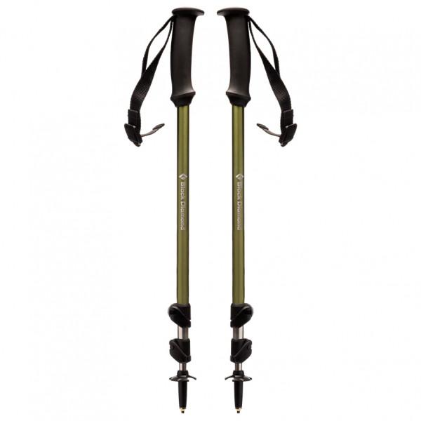 Black Diamond - Trail Explorer Trek Poles - Walking Poles Green