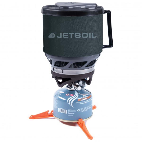 Jetboil - Jetboil MiniMo - Gaskocher schwarz/grau MNMCB-EU
