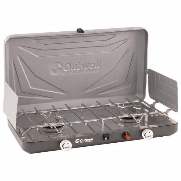 Outwell - Annatto Stove - Gaskocher Gr 4,3 kg steel 650804