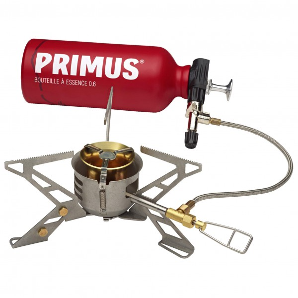 Primus - Omnifuel II - Multifuel stove size incl. Fuel bottle and pouch