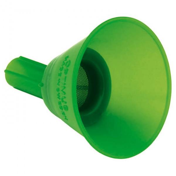 Optimus - Optimus Trichter Mit Sieb - Brennstoffflasche grün