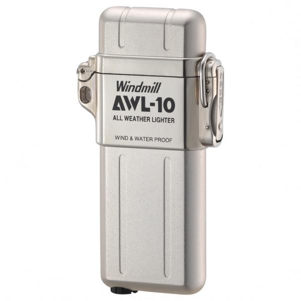 Windmill - Gasfeuerzeug AWL - 10 Gr One Size grau 200061
