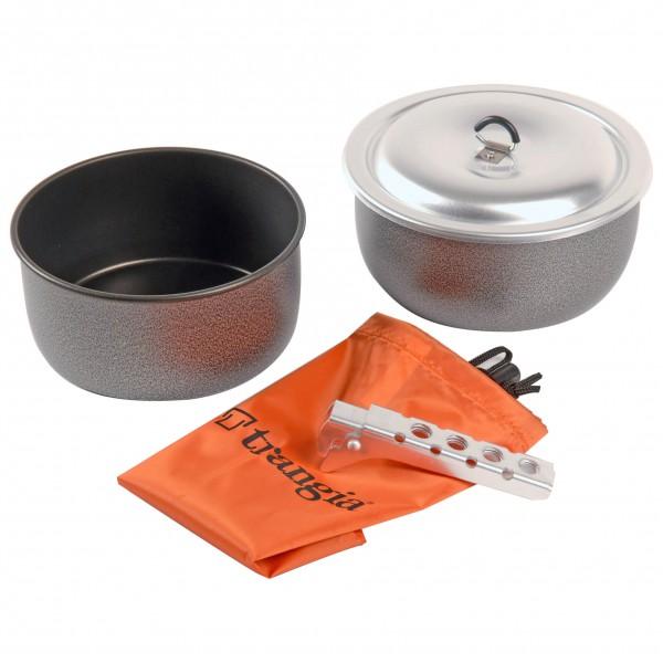 Trangia - Tundra II Non-stick - Topf Gr 440 g grau/orange/schwarz 401252