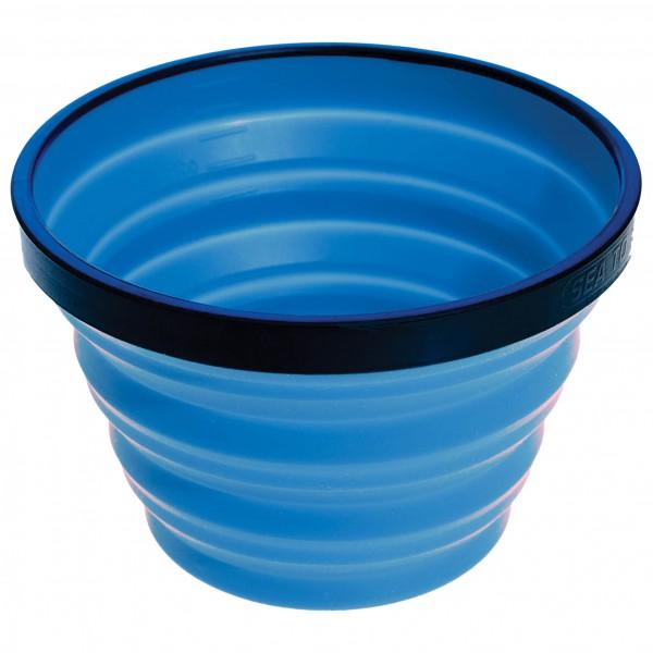 Sea to Summit - X-Mug - faltbarer Becher Gr 480 ml blau AXMUGBL