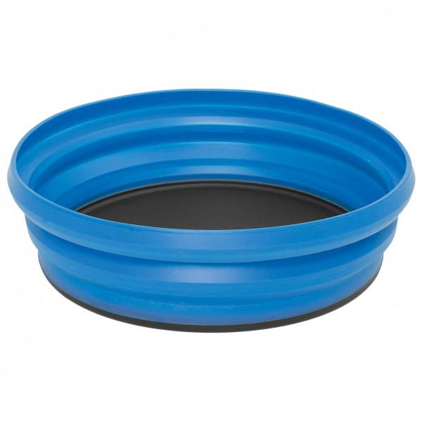 Sea to Summit - X-Bowl - faltbare Schüssel Gr 650 ml blau AXBOWLBL
