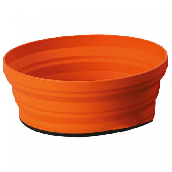 XL Bowl - Faltschüssel orange