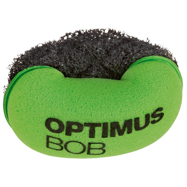 Optimus - Optimus Bob Schwamm - Geschirrschwamm grün/schwarz
