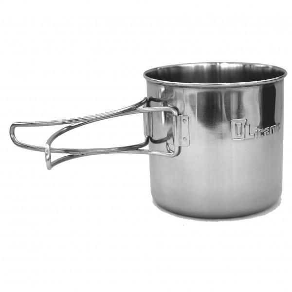 Edelstahlbecher Space Safer - Tasse Gr 0,55 Liter