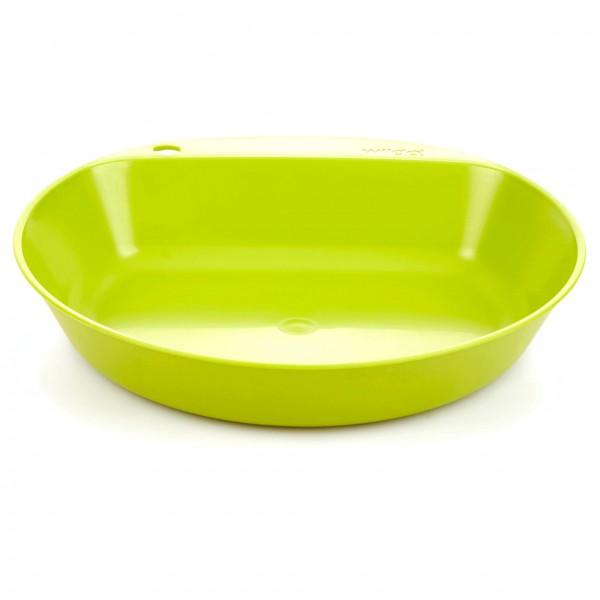 Wildo - Tiefer Teller Gr One size grün