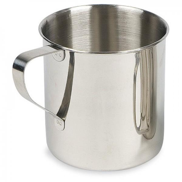 Tatonka - Mug - Becher Gr 0,5 l grau/weiß 4070
