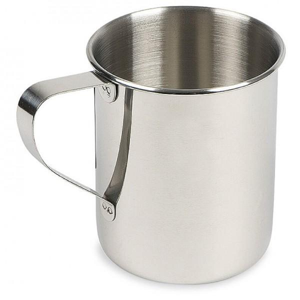 Tatonka - Mug 'S' - Becher Gr 0,25 l grau/weiß 4069