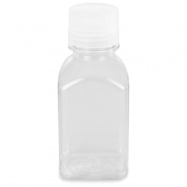 Nalgene - Quader Gr 250 ml transparent /weiß 076490