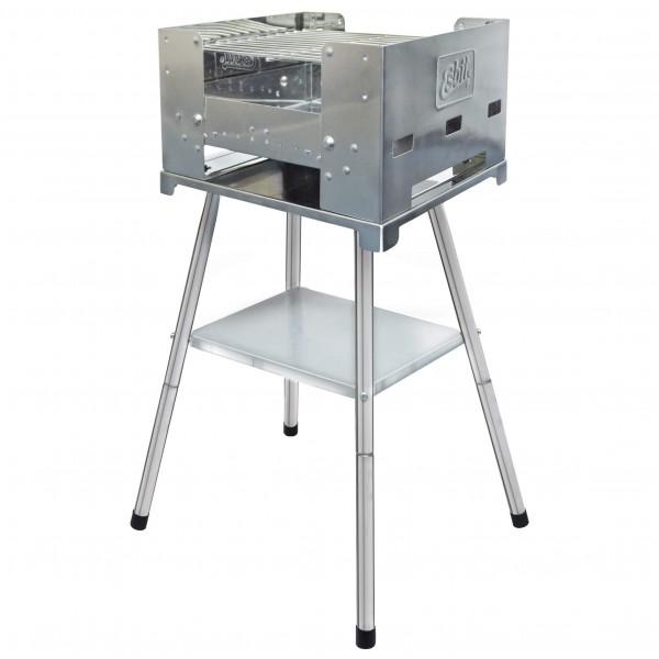 Esbit - Stand für Grill BBQ 300 S metallic