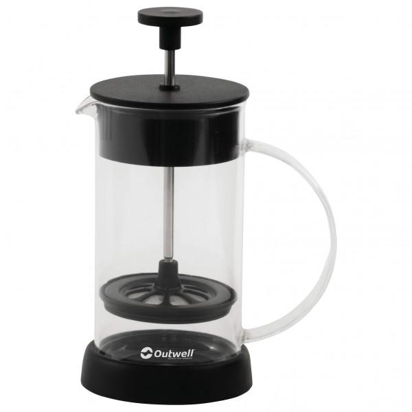 Tritan Coffeepress - Kaffeebereiter Gr 350 ml schwarz/ transparent