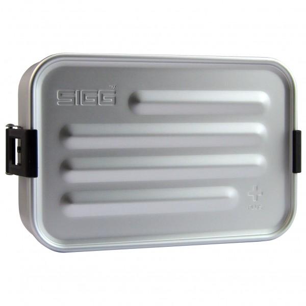 SIGG - Alu Box Plus S - Essensaufbewahrung Gr 0,8 l grau 207500