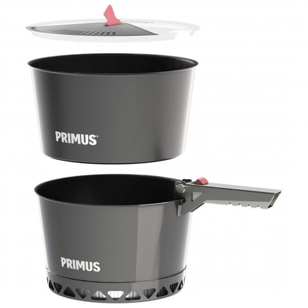 Primus - PrimeTech Pot Set - Topf Gr 2,3 l grau/schwarz P740380
