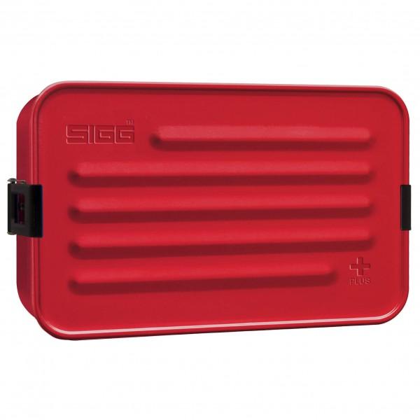 SIGG - Metal Box Plus - Essensaufbewahrung Gr L rot 207607