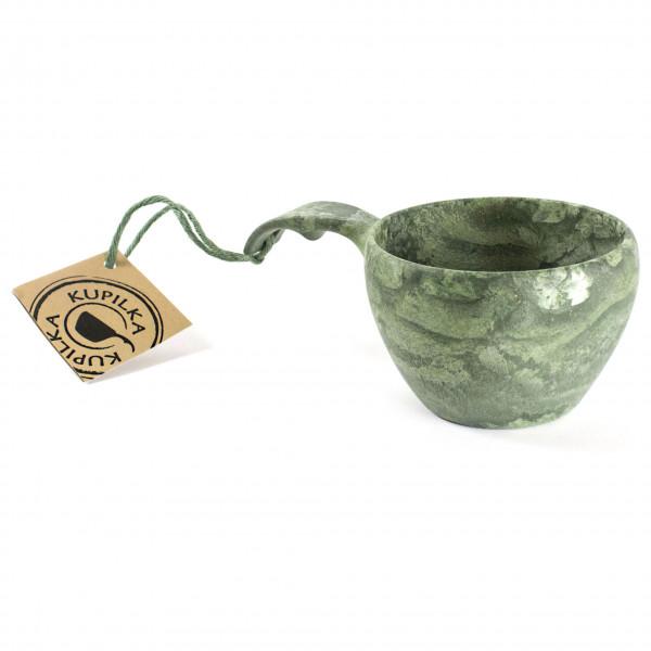 Kupilka - Tasse 37 - Becher Gr 370 ml grau/oliv/weiß 024725